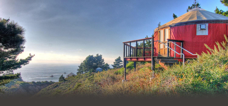 Glamping In California >> Homepage - Treebones Resort