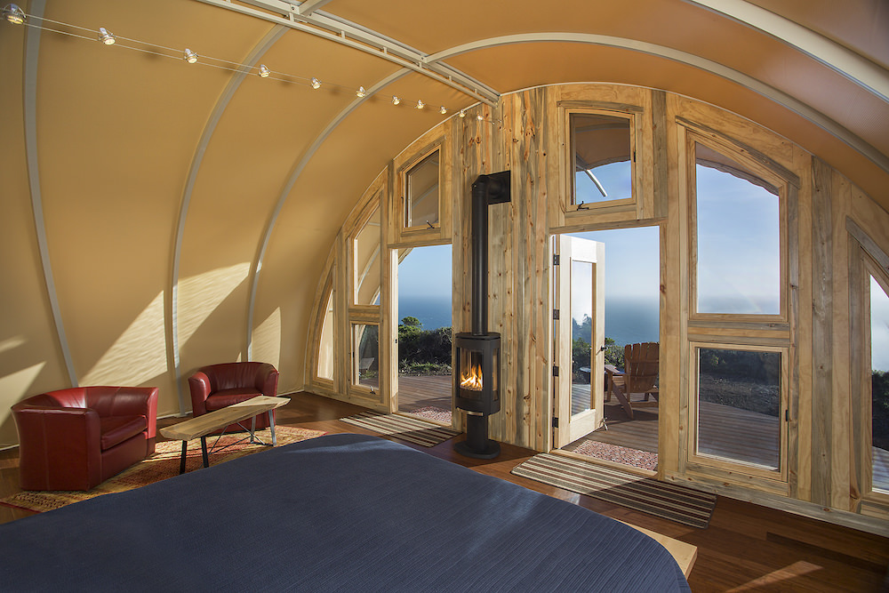 Autonomous Tent Treebones Resort A simple and restful stay can be those looking for yurt rentals in california can stay atop refugio mountain in a luxury yurt with a. autonomous tent treebones resort